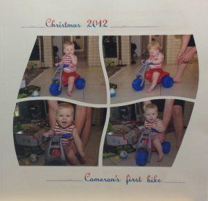 Cameron, Christmas 2012