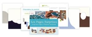 Surprise pages
